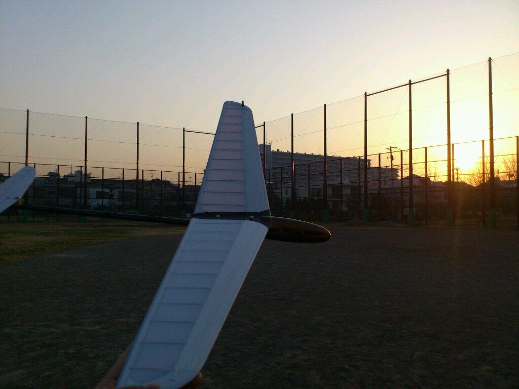 MiniDLG 早朝フライト3/8