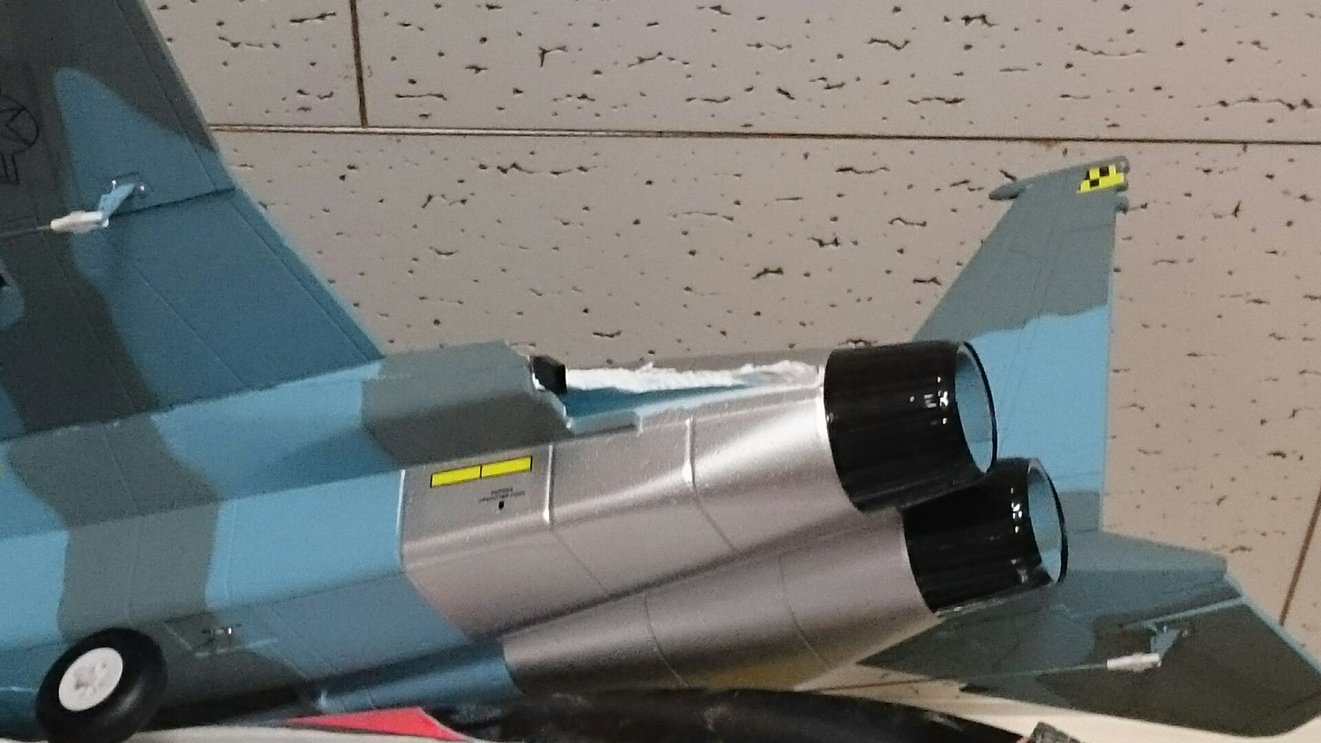 F15が~!